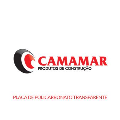 Placa de Policarbonato Transparente